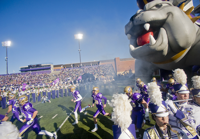 Is it hard to get accepted to James Madison University?