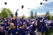 James Madison University Graduation