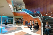 James Madison University. CISAT Dining Hall.