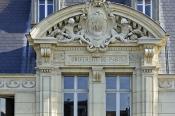 vue des chambres sur la Sorbonne