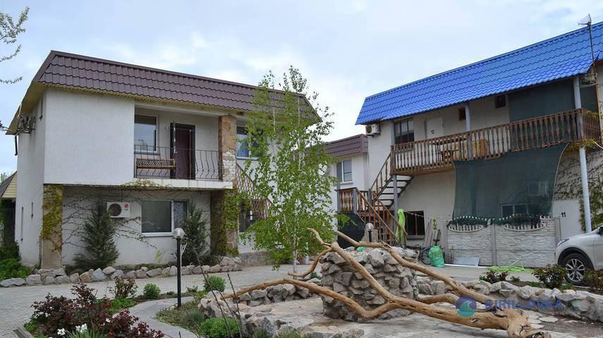 Пансіонат «Аморе» (Кирилівка, Запорізька область)
