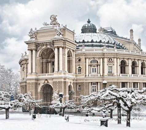 Ах, Одесса…! (Новогодний заезд)