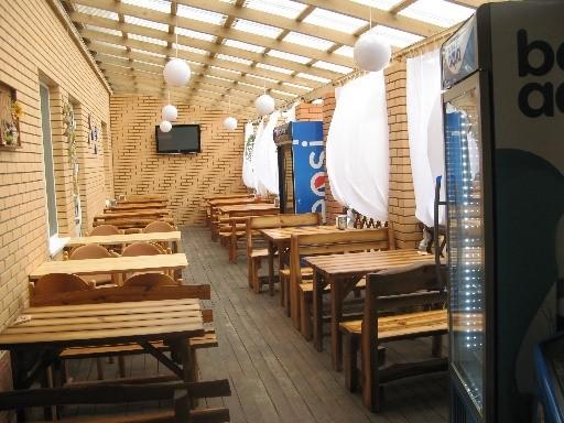 База відпочинку «Галичаночка» (Залізний Порт, Херсонська область)