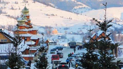 Классная парочка: Закарпатье плюс Словакия (Рождество)